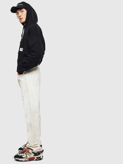 Diesel - D-Macs 009BA, White - Jeans - Image 4