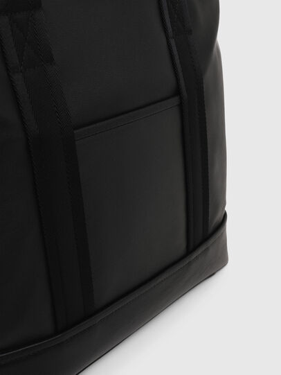 Diesel - LUPARY, Black - Shopping and Shoulder Bags - Image 6