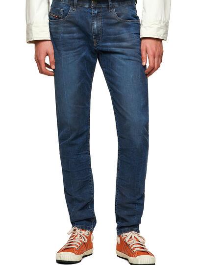 Diesel - D-Strukt JoggJeans® 069WP, Dark Blue - Jeans - Image 1