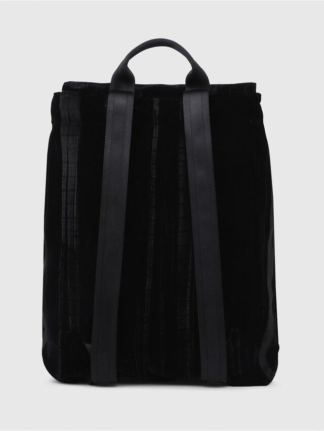 Diesel - F-MUSILE BACKPACK, Black - Backpacks - Image 2