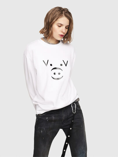 Diesel - CL-SNOR,  - Sweaters - Image 2