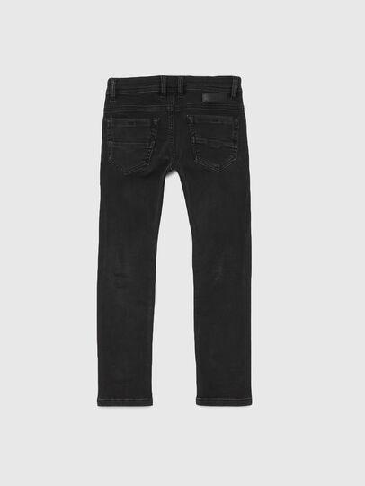Diesel - THOMMER-J JOGGJEANS, Black - Jeans - Image 2