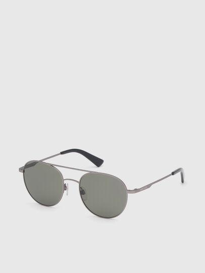 Diesel - DL0286, Dark Beige - Sunglasses - Image 2