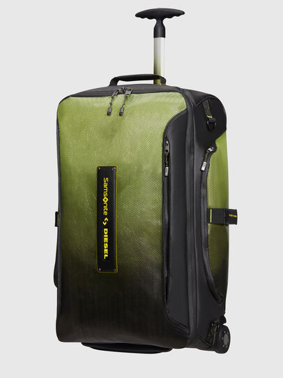 Diesel - KA2*69009 - PARADIVE, Black/Yellow - Duffles with wheels - Image 2