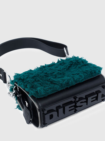 Diesel - CL - YBYS S CNY, Water Green - Crossbody Bags - Image 5