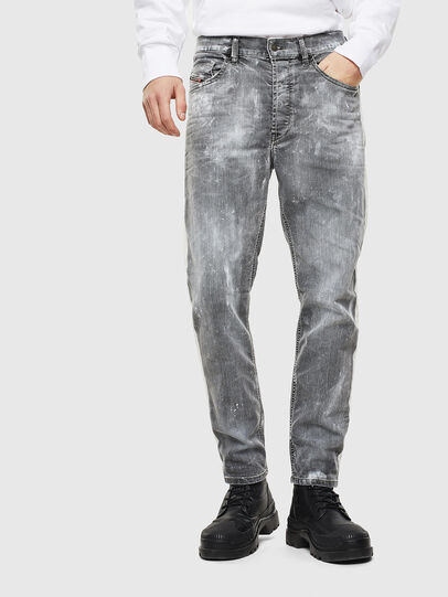 Diesel - D-Eetar 0094N, Light Grey - Jeans - Image 1