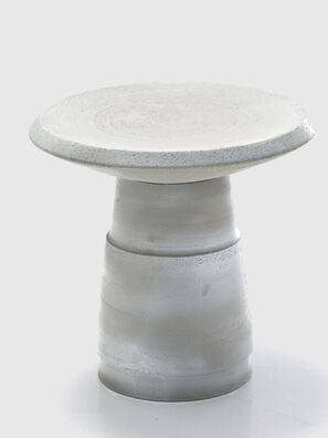 DL1T27 PISTON, White - Low Tables
