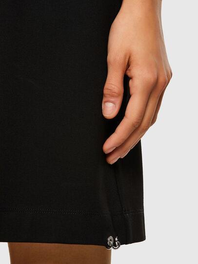 Diesel - D-OUBLE, Black - Dresses - Image 4