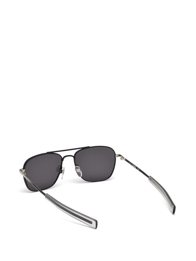 Diesel - DL0219, Black - Eyewear - Image 2