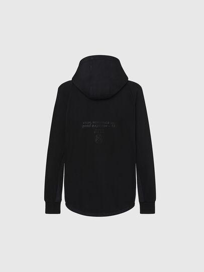 Diesel - S-RUNNER, Black - Sweaters - Image 2