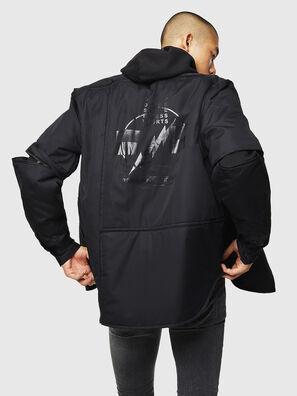 J-CURTIS, Black - Jackets