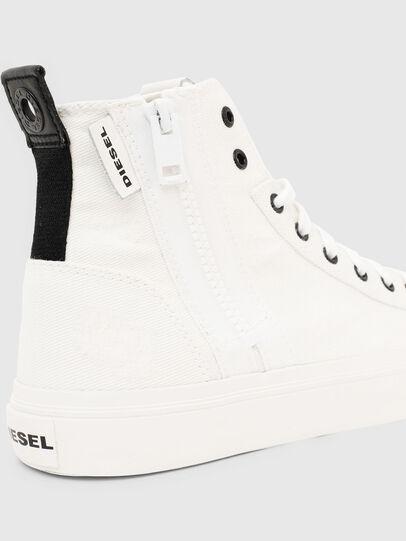 Diesel - S-ASTICO MID ZIP W, White - Sneakers - Image 5