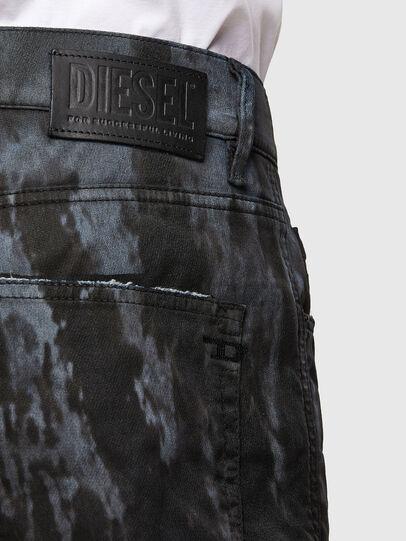 Diesel - D-Strukt JoggJeans® 069QI, Medium blue - Jeans - Image 4