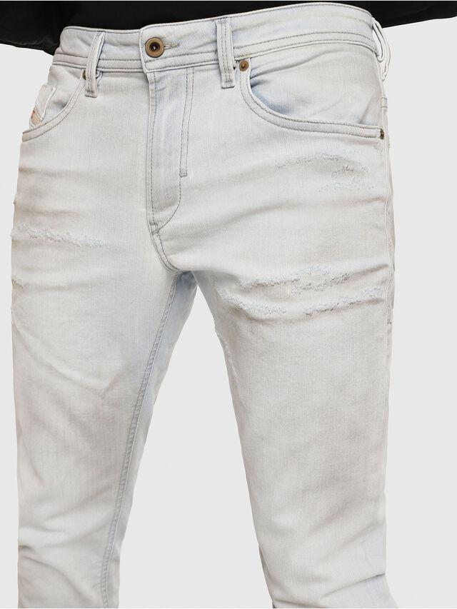 Diesel - Thommer JoggJeans 087AA, Light Blue - Jeans - Image 3