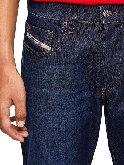 Diesel - D-Strukt 09A12, Dark Blue - Jeans - Image 3
