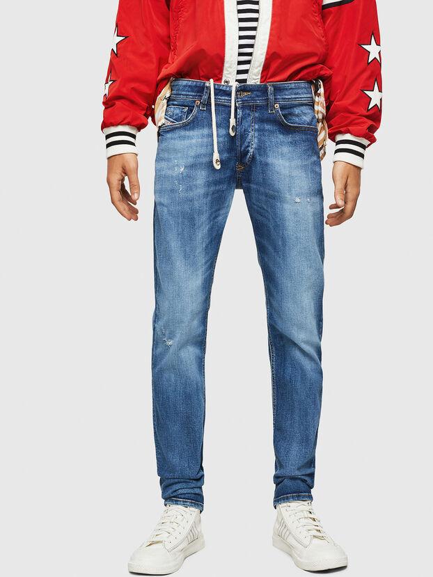 Sleenker 069FY, Medium blue - Jeans