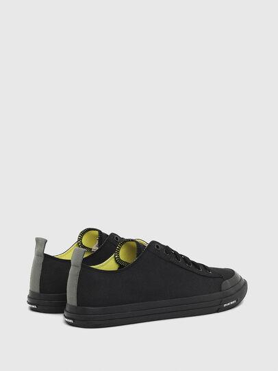 Diesel - S-ASTICO LOW CUT, Black - Sneakers - Image 3