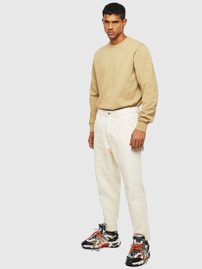 Diesel - P-LAMAR, White - Pants - Image 7