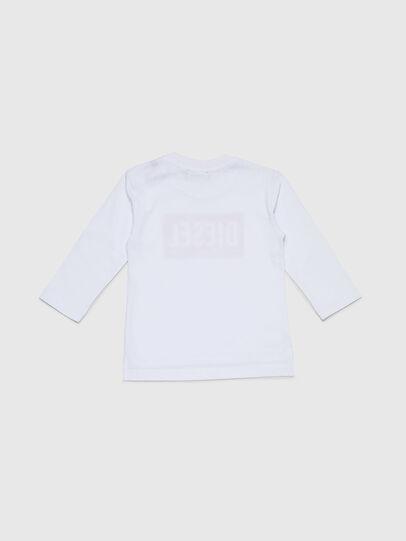 Diesel - TIRRIB, White - T-shirts and Tops - Image 2