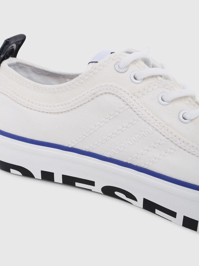 Diesel - S-ASTICO LC LOGO W, White - Sneakers - Image 4