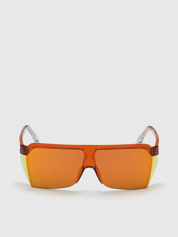 DL0319, Orange - Sunglasses