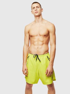 BMBX-TUNA, Green Fluo - Swim shorts