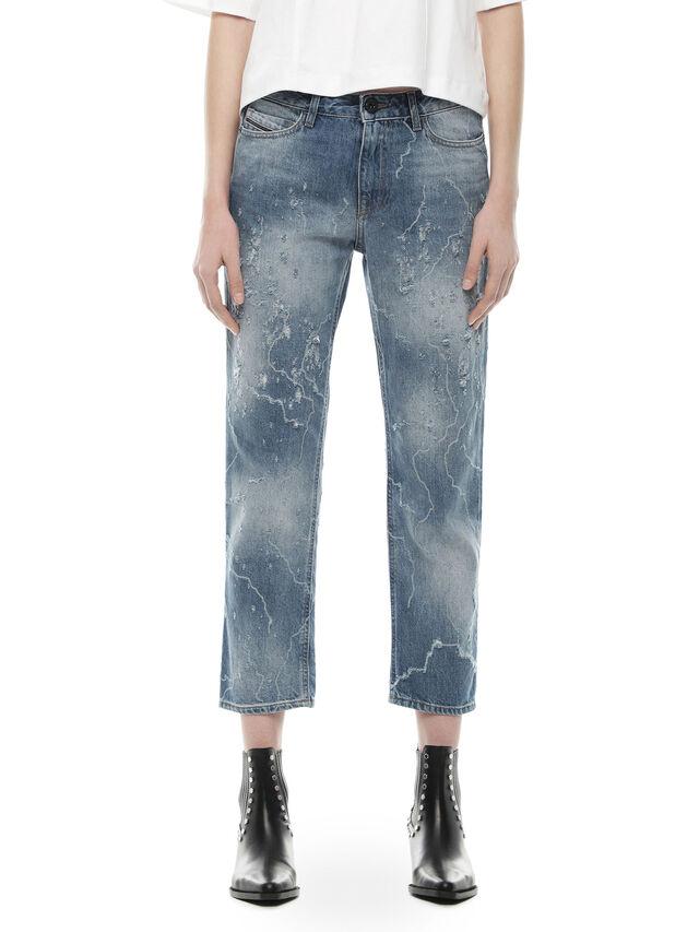 Diesel - TYPE-1820-23, Blue Jeans - Jeans - Image 1