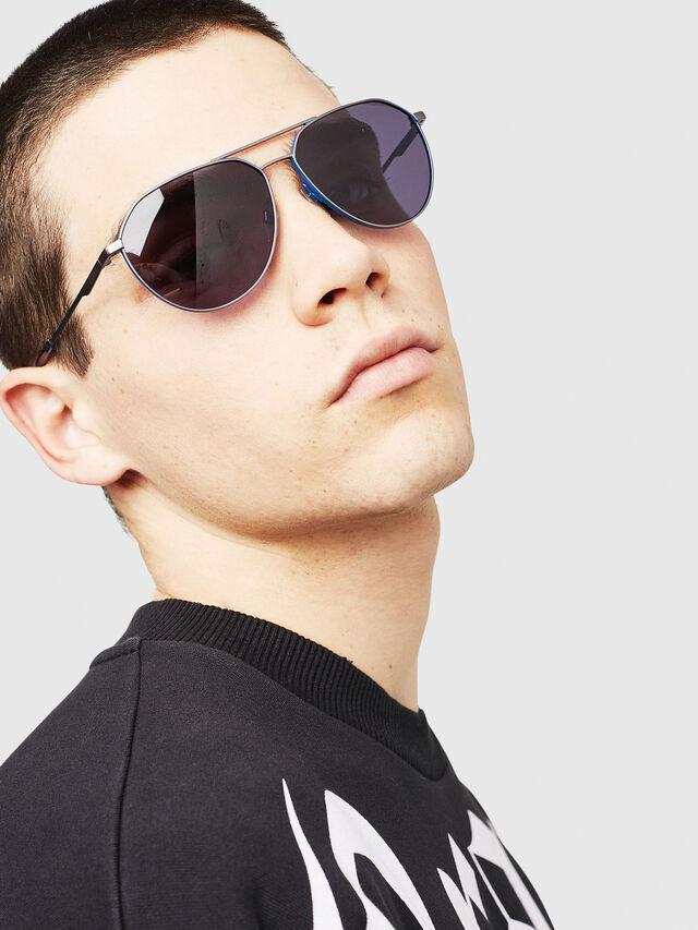 Diesel - DL0296, Azure - Sunglasses - Image 5