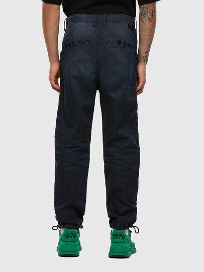 Diesel - D-Skint JoggJeans® 069PE, Dark Blue - Jeans - Image 2
