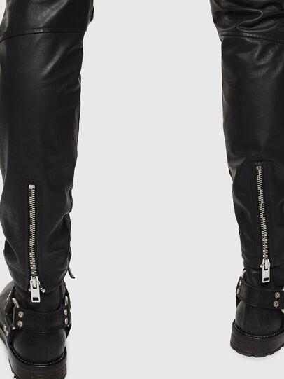 Diesel - P-VON-L, Black - Pants - Image 4