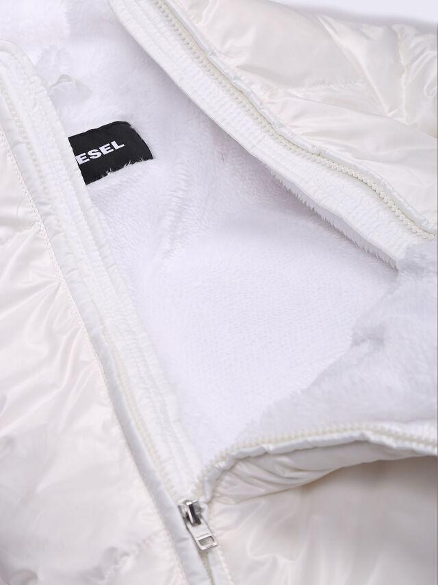 Diesel - JANICE-NB, White - Jackets - Image 3
