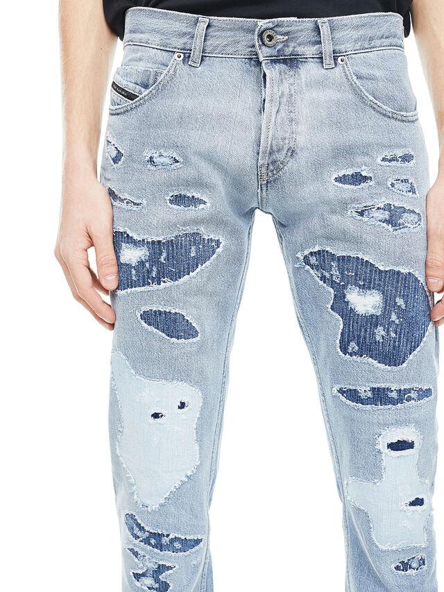 Diesel - TYPE-2813, Light Blue - Jeans - Image 4