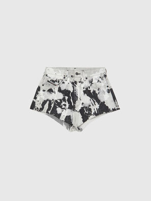 DE-HIGWEI, White/Black - Shorts