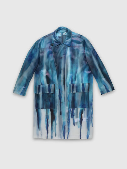 Diesel - PR-JK02, Blue - Jackets - Image 1