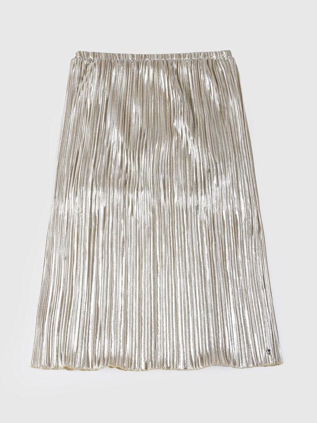 Diesel - GLOBI, Gold - Skirts - Image 2