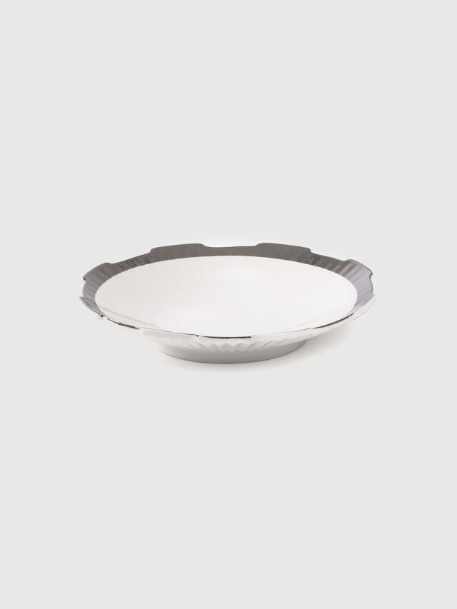 Living 10988SIL MACHINE, White - Plates - Image 2