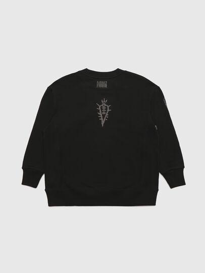 Diesel - SAKUAE, Black - Sweaters - Image 2