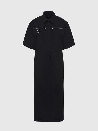 Diesel - D-LIZETH, Black - Dresses - Image 1
