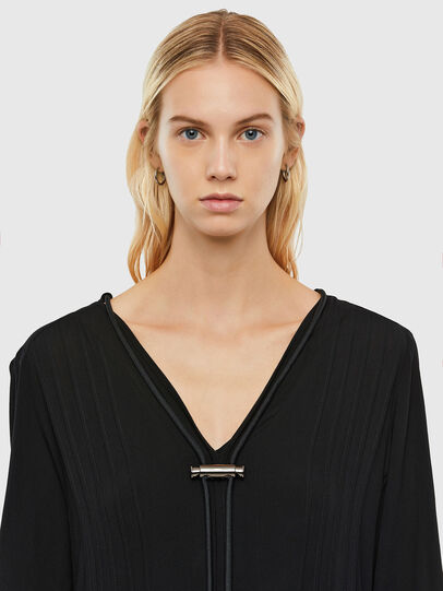 Diesel - D-LINDA, Black - Dresses - Image 3