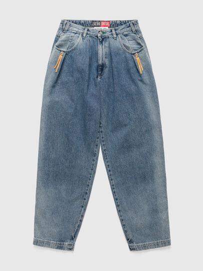 Diesel - DxD-P1 0CBBL, Light Blue - Jeans - Image 1