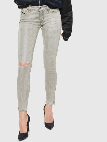 Diesel - Slandy Zip 086AE,  - Jeans - Image 1