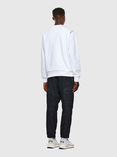 Diesel - S-GIRK-CUTY, White - Sweaters - Image 5