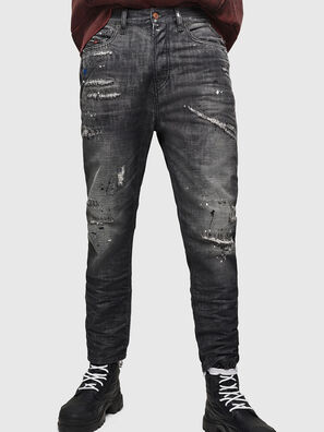 D-Vider 083AB, Black/Dark grey - Jeans