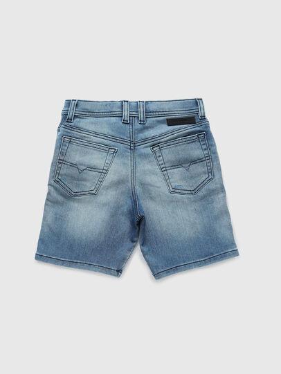 Diesel - PWILLOH JOGGJEANS, Light Blue - Shorts - Image 2