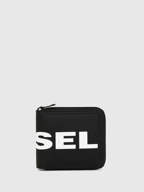 ZIPPY HIRESH S, Black - Zip-Round Wallets
