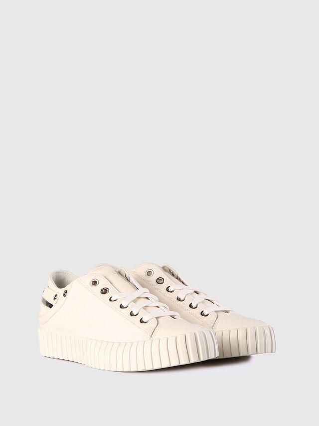 Diesel S-EXPOSURE CLC W, White - Sneakers - Image 2