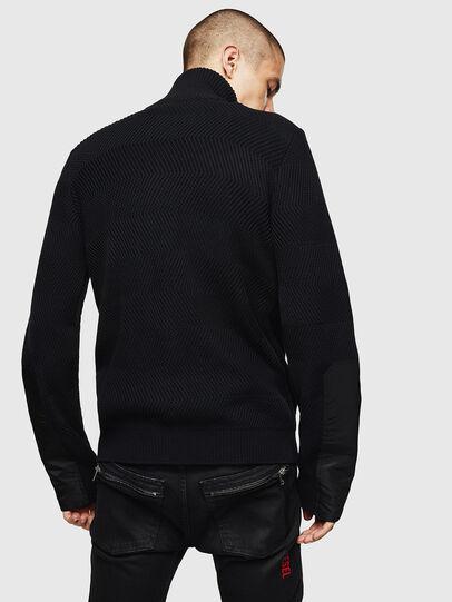 Diesel - K-MANY, Black - Knitwear - Image 2