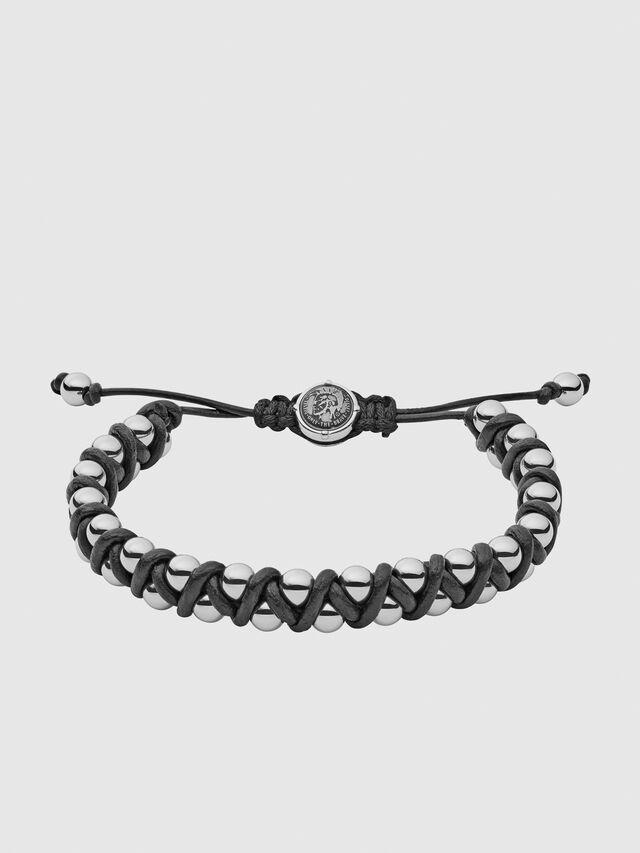 Diesel - DX1109, Silver - Bracelets - Image 1