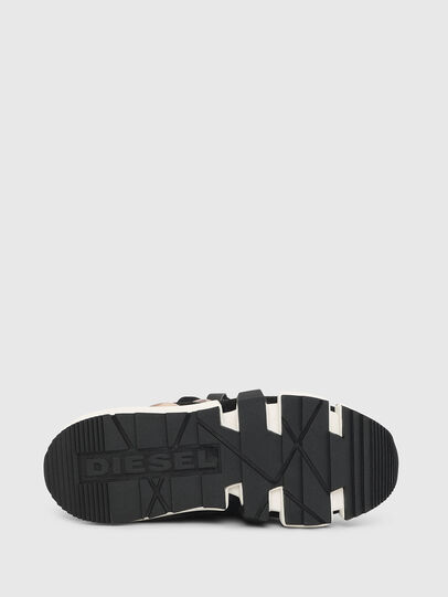 Diesel - H-PADOLA SL W, Black/Yellow - Sneakers - Image 4