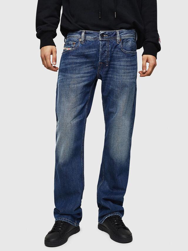 Diesel - Zatiny 008XR, Dark Blue - Jeans - Image 1